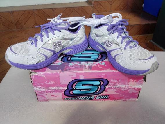 Zapatos Skechers Mujer Talla 36 Originales 100% Nuevos
