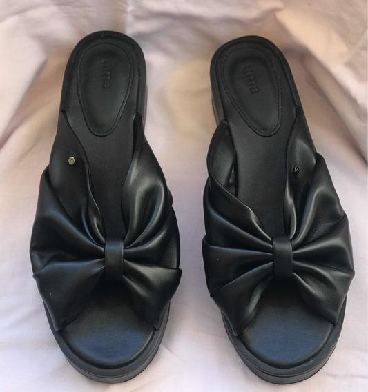 Sandalias De Cuero Uma