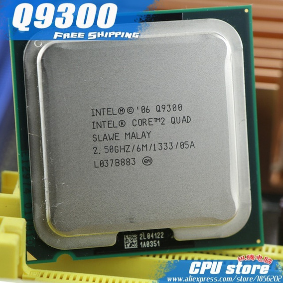 Cpu Intel Core Q9300