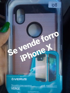 Forro De iPhone X