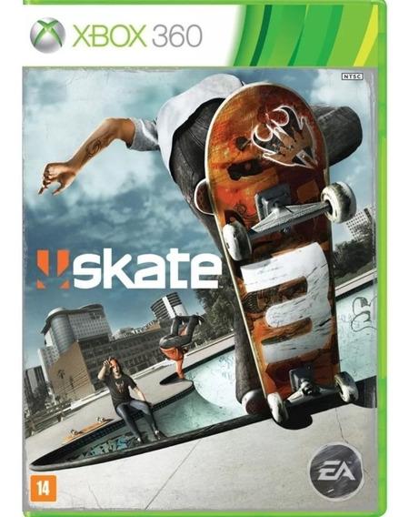 Skate 3-xbox 360-midia Digital