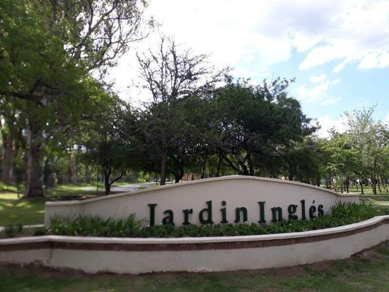 Jardín Inglés - Ubicación Central - Fondo Norte