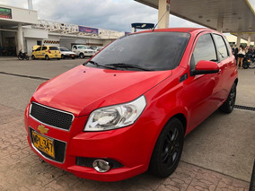 Vendo Chevrolet Aveo Emotion 2013