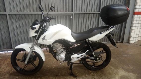 Moto Honda Cg 160 Cargo Mais - Zerada !!