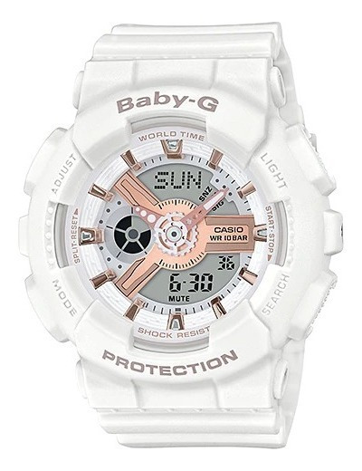 Reloj Casio Baby Gshock Nuevo Caja Lata Manual