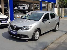 Renault Logan Authentique 1.0 12v Flex 4p, Xxx0066