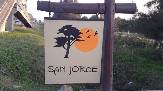 Lote En Barrio Parque San Jorge