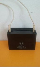 Capacitor Quadrado 20uf 250w Vac (lote 546)