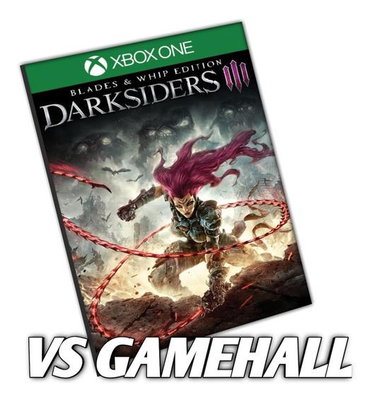 Darksiders 3 Xbox One Mídia Digital + Brinde