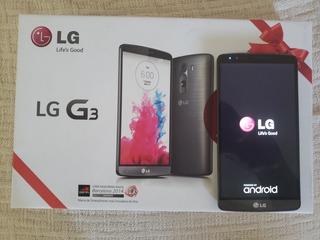 Celular Lg G3 Com Problema No Wifi