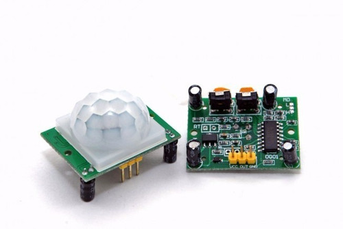 Arduino Modulo Sensor Movimento Presença