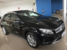 Mercedes-benz Gla 200 1.6 Cgi Enduro 16v Turbo Flex 4p