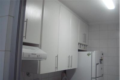 Apartamento Residencial À Venda, Vila Alpina, São Paulo. - Ap2131