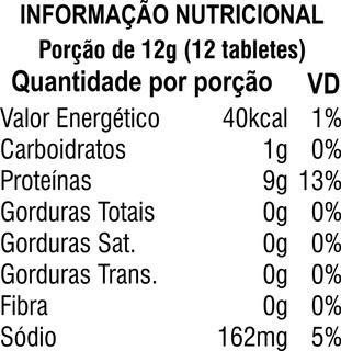 Albumin Protein Pro 1g - Albumina Em Tabletes Red Series