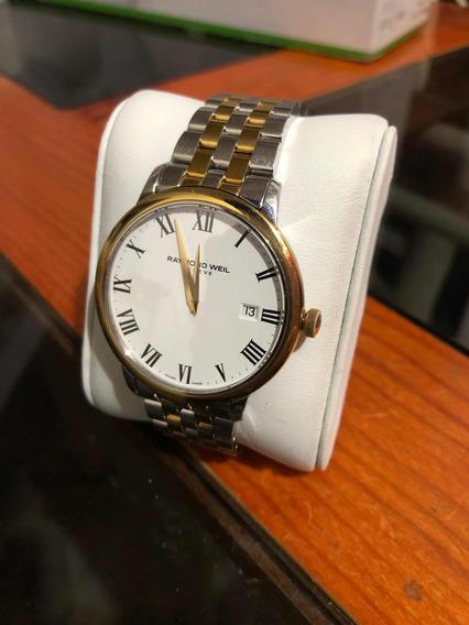 Reloj Para Caballero Raymond Weil Toccata Excelente Estado