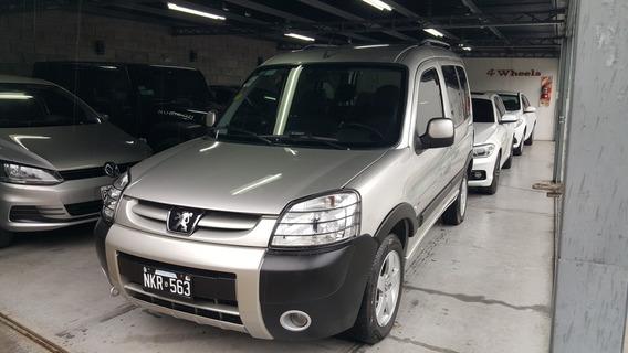 Peugeot Partner Patagónica 1.6 Hdi Vtc Plus 2014