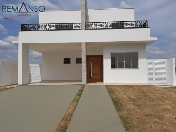 Casa 03 Suítes |solaris Residencial E Resort |boituva-sp - 202172