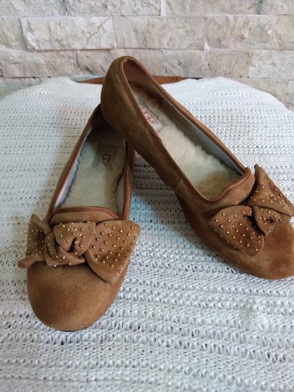 Zapatos De Piso Para Dama Ugg Australia Originales