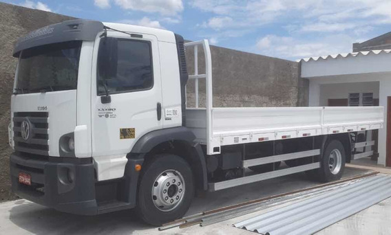 Volkswagen Vw 13190 Toco 2015 Carroceria Mb/volvo/iveco/ford