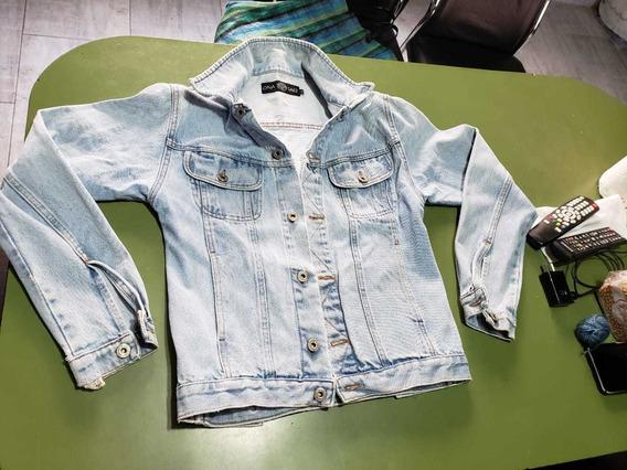 Campera De Jeans Ona Saez Mujer