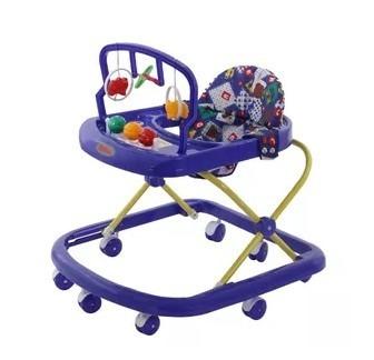 Andador Con Juguetes Y Sonidos Bebesit Azul