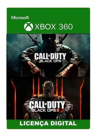 Pacote 2 Jogos Midia Digita Xbox 360 Envio Imediato!
