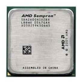 Processador Amd Semprom 2600 Socket 754