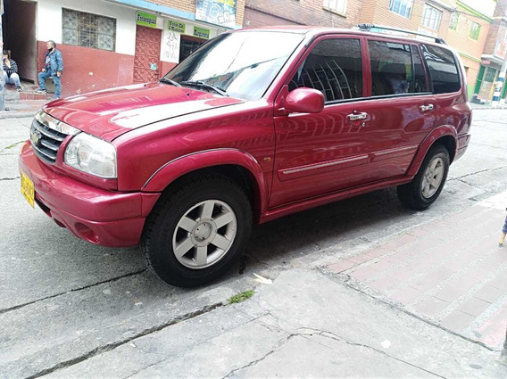 Chevrolet Gran Vitara Xl7 Rojo