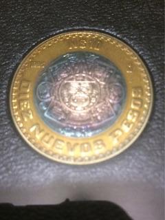 Monedas De 1995 5 Pesos Y 10 Pesos