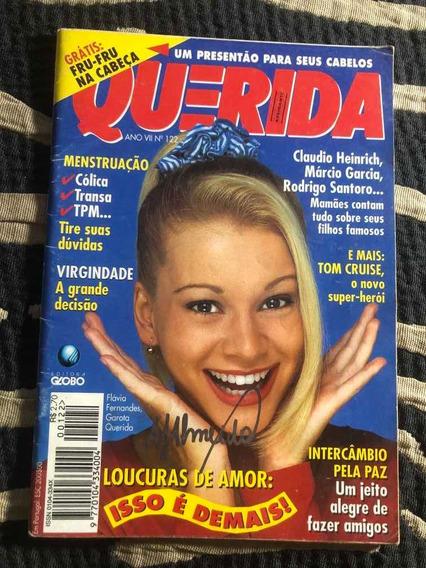Revista Querida Flávia Paquitas Santoro Márcio Tom Cruise