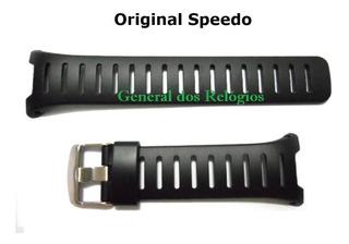 Pulseira Speedo Monitor Cardíaco 66001g0emnp1 Cor Preto Fosco Original
