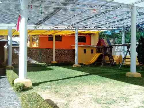 Casa En Venta,3 Rec, 1525 M2, Santo Tomas Ajusco. Tlalpan