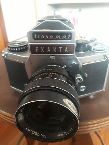 Câmera Exakta Travemat Vx1000 Elicar 35mm F/2.8