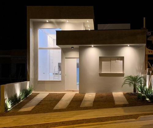 Imagem 1 de 30 de Casa Residencial Em Sorocaba - Sp - Ca0290_cnova