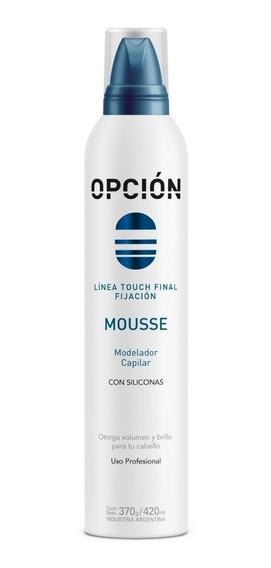 Mousse Modelador Capilar Opcion Para Peinar Cabello