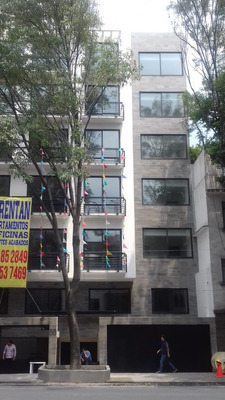 Río Tiber Oficinas / Departamentos Uso De Suelo Indistinto
