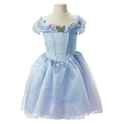 Cinderella Live Action 82058 Ellas Blue Dress Costume