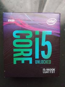 Intel Core I5 9600k Lga1151 8/9 Geração
