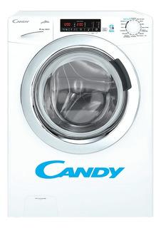 Lavasecarropas Automático Candy Alisè Gvsw286 Blanco 8kg Jmc