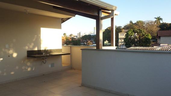 Cobertura Com 2 Quartos Para Comprar No Candelária Em Belo Horizonte/mg - 1997