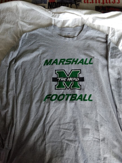 Playera Ncaa Marshall