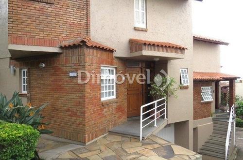 Casa Em Condominio - Tristeza - Ref: 15535 - V-15535