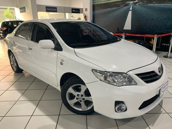 Toyota Corolla Corolla 1.8 Gli Bancos Em Couro,automático,ki