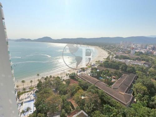 Apartamento Com 4 Dormitórios À Venda, 224 M² Por R$ 2.200.000,00 - Enseada - Guarujá/sp - Ap0994
