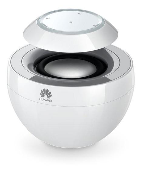 Parlante Huawei Portatil Bluetooth Inalambrico Blanco
