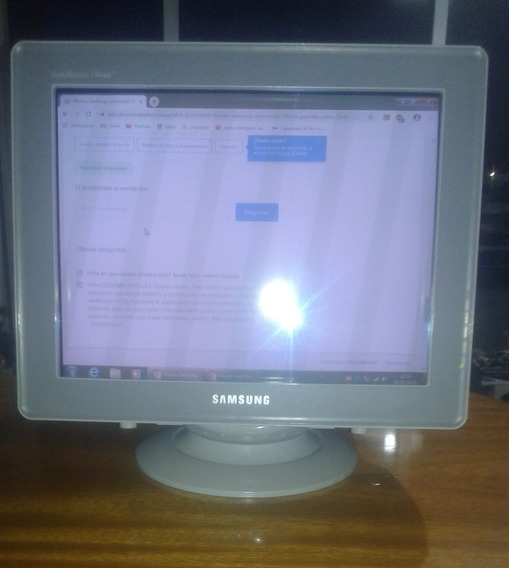 Monitor Samsung Syncmaster 794mb Plano Impecable