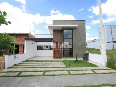 Casa À Venda No Condomínio Village Moutonnée Em Salto - Ca7299