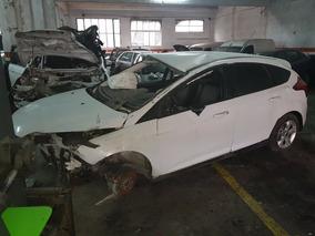Ford Focus 1.6 5p S Año 2014 Dado De Baja Definitiva