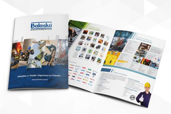Re-estruturação E Diagramação De Catálogo De Produtos