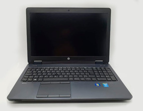 Zbook Hp 15 G2 / Core I7-4910mq / 16gb / Ssd480gb Windows 10